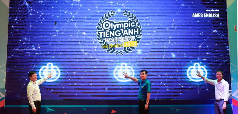 Olympic tiếng Anh toàn quốc lần II 2018 - 4