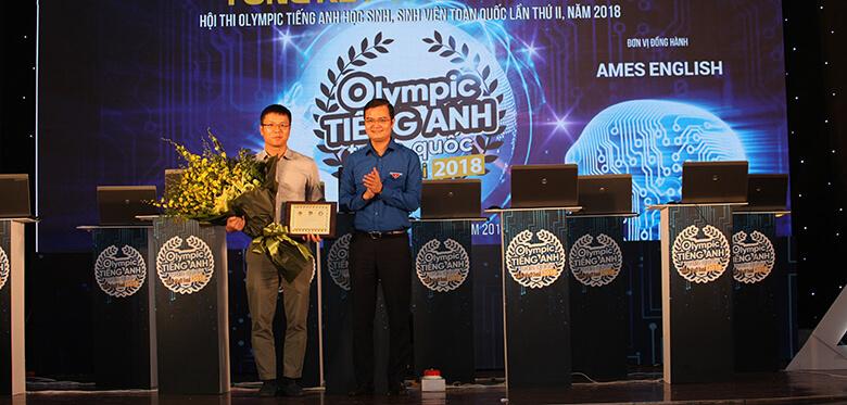 Vòng chung kết toàn quốc Olympic tiếng Anh học sinh sinh viên toàn quốc lần thứ hai 2018